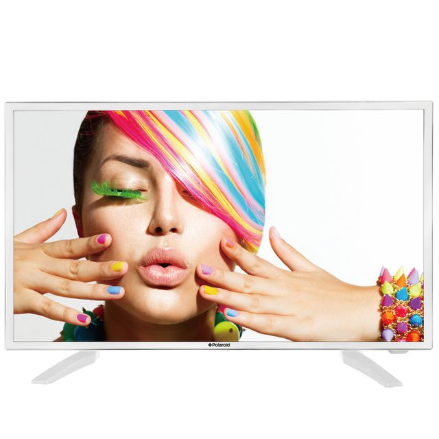 "POLAROID - TV LED 32"" 82cm TQL32R4P_WHITE"