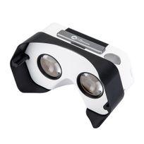 IAMS - Casque de réalité virtuelle Plastic VR - Noir