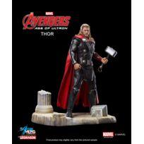 Dragon Models - Avengers L'Ère d'Ultron - Statuette Pvc Action Hero Vignette 1/9 Thor 20 cm