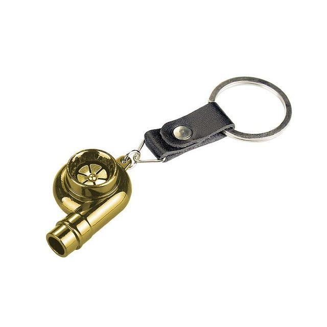 Retrobrands porte clés retro brands turbo or