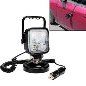 toolland projecteur led magnetique pour voiture 15w pas cher achat vente ampoules. Black Bedroom Furniture Sets. Home Design Ideas