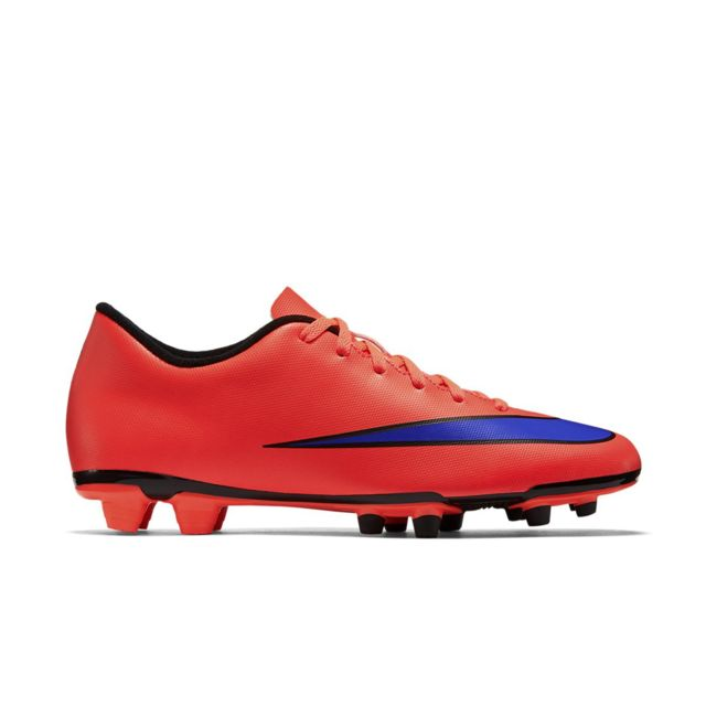 2bc447426be1d authentic nike chaussure de football mercurial vortex ii 651647 650 d6055  ed6d9