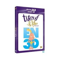 M6 - Titeuf - Le Film Blu-Ray 3D active + Blu-Ray 2D + Dvd