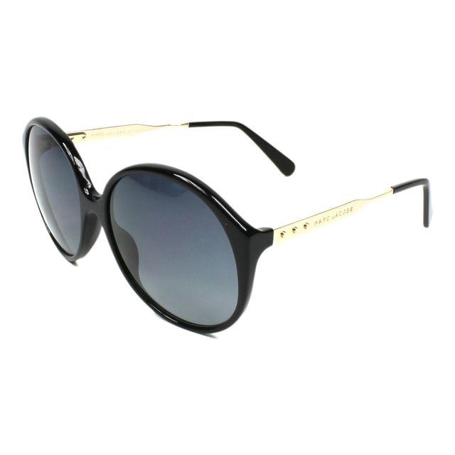 Marc Jacobs - Mj-613-S Anw HD Noir - Or - Lunettes de soleil - pas cher  Achat   Vente Lunettes Tendance - RueDuCommerce 6a7cdfa1c216