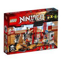 Lego - NINJAGO - L'évasion de la prison de Kryptarium - 70591