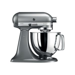 kitchenaid robot p tissier 5ksm125ecu achat robot multifonction. Black Bedroom Furniture Sets. Home Design Ideas