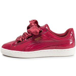 chaussure puma femme rouge