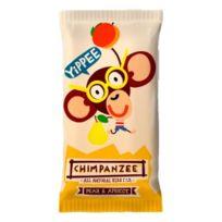 Chimpanzee - Barre énergétique Yippee poire abricot 35 g 25 unités