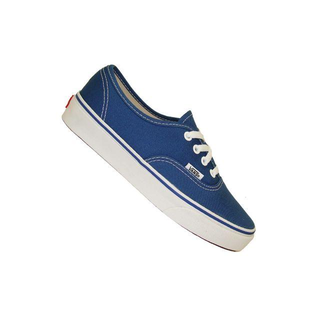 basket vans bleu