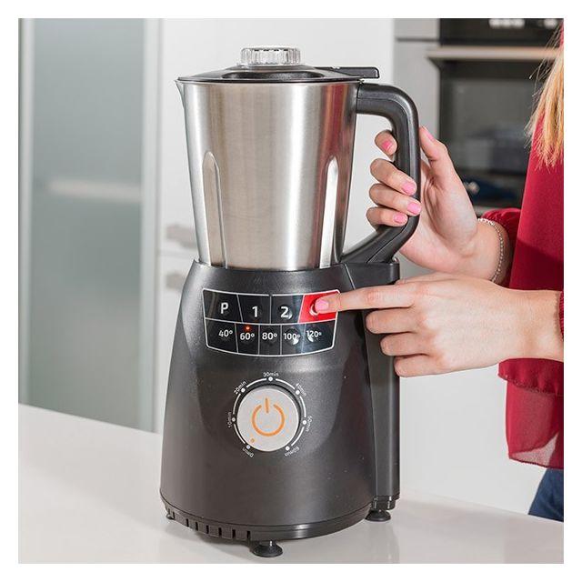 Totalcadeau Robot de cuisine multifonctions Pro - Préparation repas facile