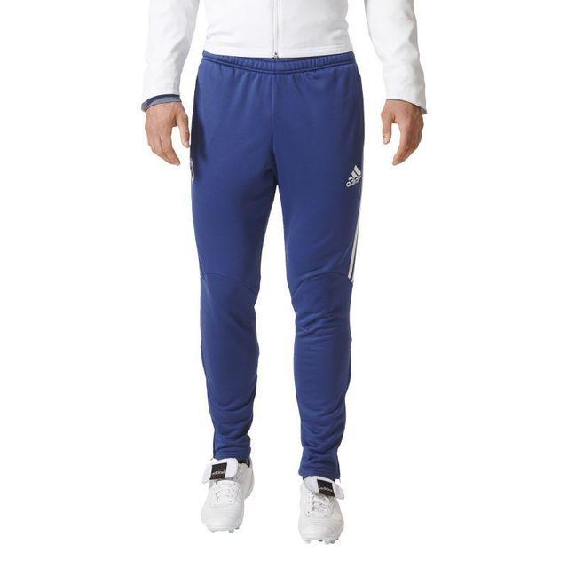 Adidas performance - Pantalon de présentation du real madrid maubru/blacry