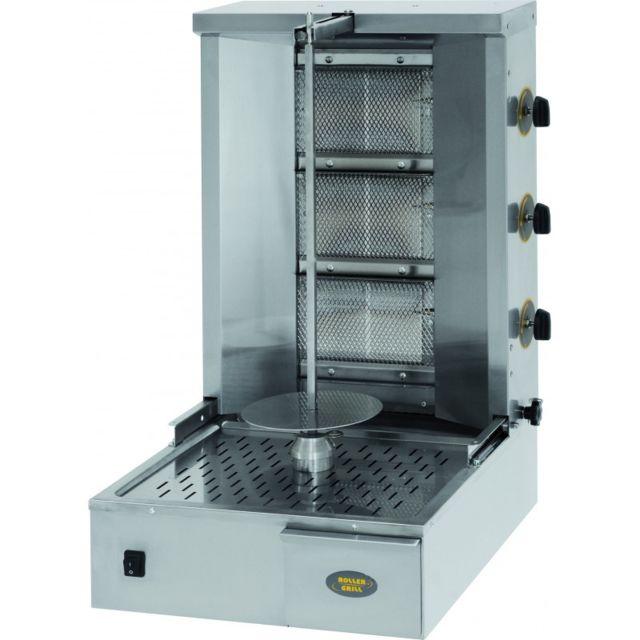 Materiel Chr Pro Gyros Kebab Professionnel à Gaz 15 Kg - Stalgast