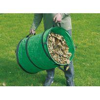 Nortene - Sac de déchets verts repliable 116 L