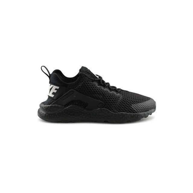 Nike - Wmns Air Huarache Run Ultra Br Noir 37 1/2 - pas cher Achat / Vente Baskets femme - RueDuCommerce