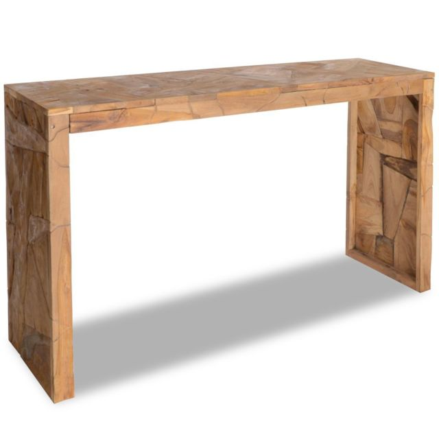 Moderne Consoles reference Moroni Table console Teck 120 x 35 x 76 cm