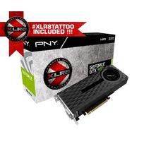 PNY - GeForce GTX 960 4Go DDR5 OC