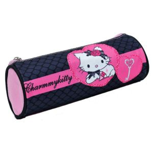 Charmmy Kitty - Trousse ronde Coeur 20 Cm