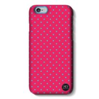 So Seven - Coque Chic Dots Pour Apple Iphone 5/5s