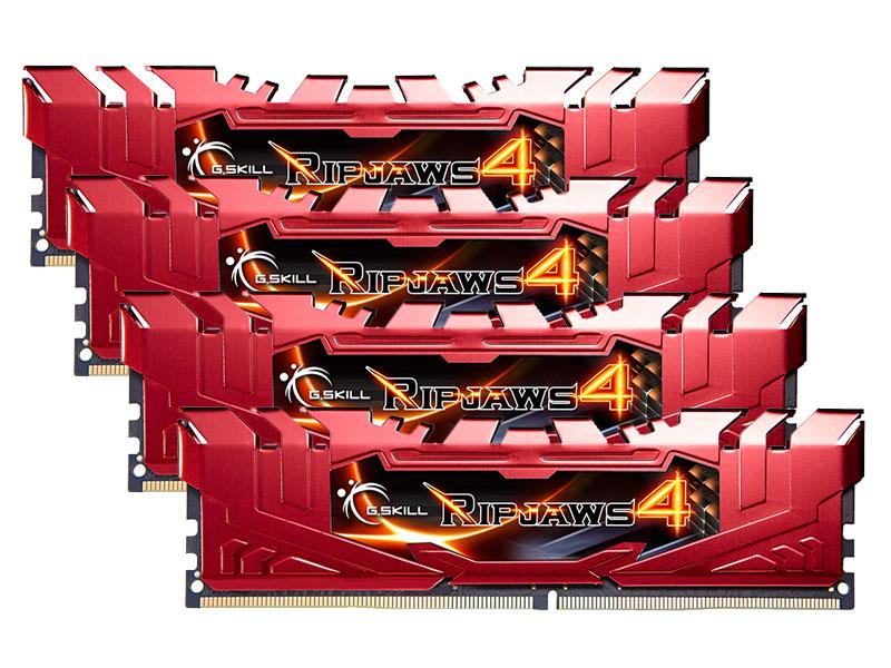 Ripjaws 4 16 Go 4 x 4 Go DDR4 3000 MHz Cas 15