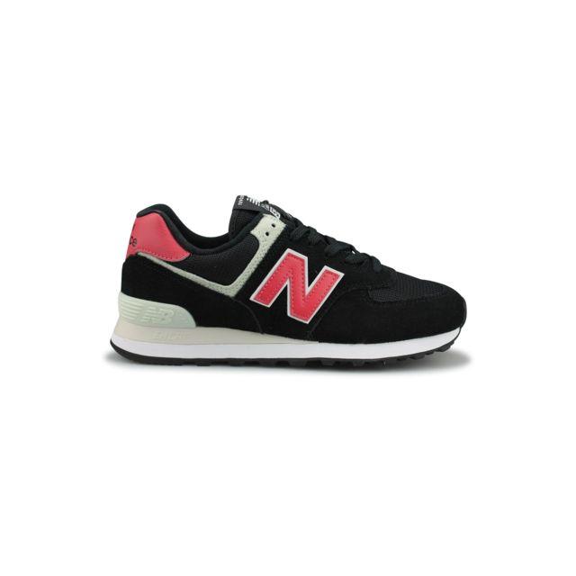 New Balance Ml574 Smp Noir pas cher Achat Vente