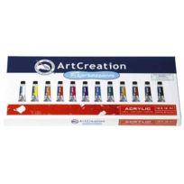 Royal Talens - 1 X Acrylique Artcreation Expression, 12ML, Set 12 9021712M