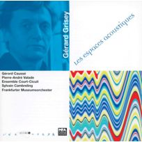 Musidisc - Gerard Grisey - Les espaces acoustiques