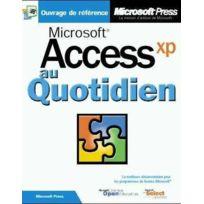 Dunod - Microsoft Access Version 2002 Au Quotidien +Cd-Rom Livre+Cd-Rom