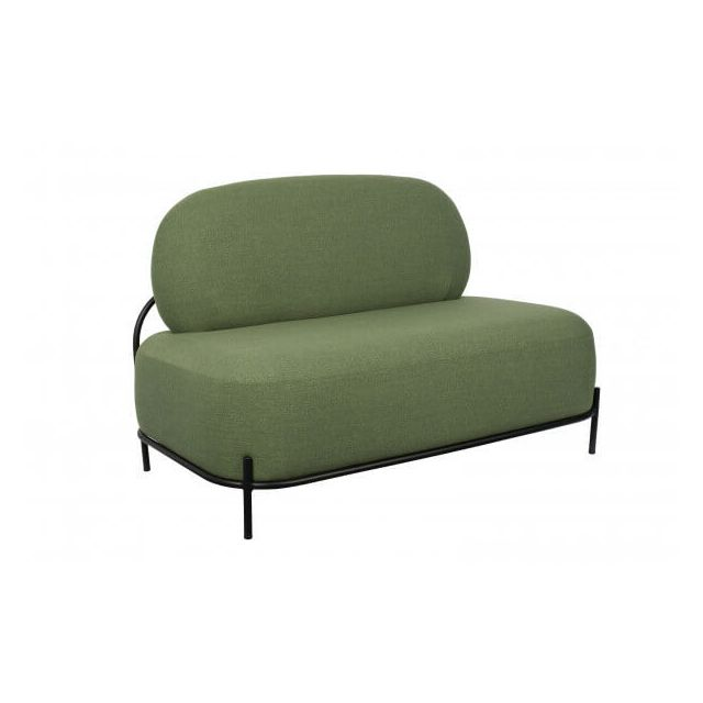 Mathi Design Popy - Petit canapé en tissu 3 coloris