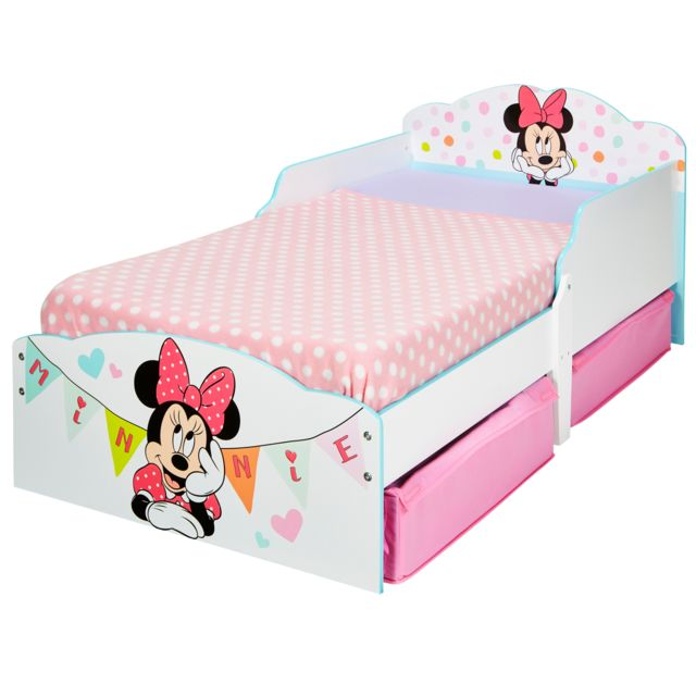 WORLDS APART Disney Minnie Mouse - Lit pour enfants