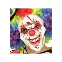 Demi Masque Clown Tueur