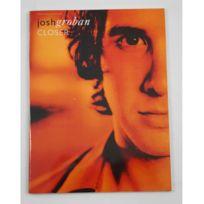 Alfred Music - Josh Groban - Closer - piano voix guitare
