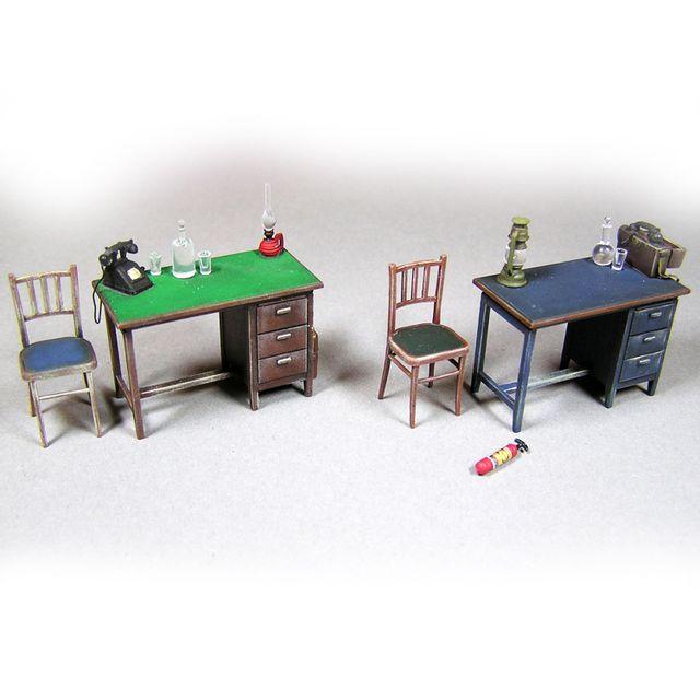 Maquette Accessoires Et Fournitures De Bureau