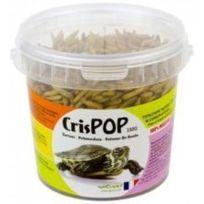 Les Animaux De La Fee - Insectes Crispop 150 Gr Tortue D'EAU Et Amphibiens