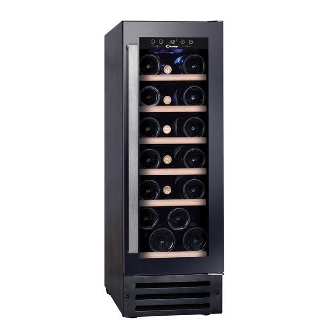 candy cave a vin encastrable mise en temp rature 19 bts pas cher achat vente cave vin. Black Bedroom Furniture Sets. Home Design Ideas