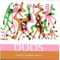 Albany Records - Wuorinen : Charles Wuorinen Series: Duos