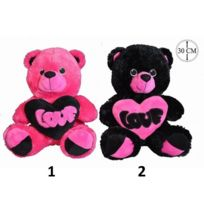 peluche 1 m ours achat peluche 1 m ours pas cher rue du commerce. Black Bedroom Furniture Sets. Home Design Ideas