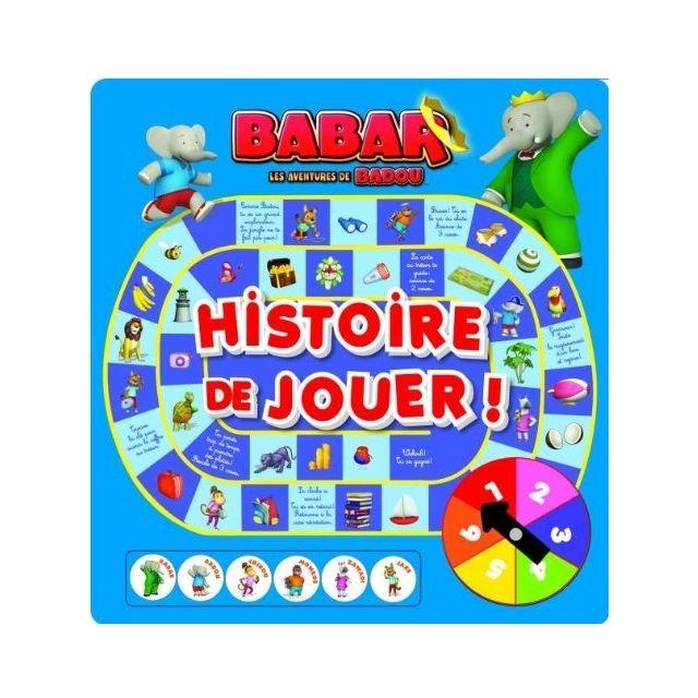 Hachette Jeunesse - Histoire de Jouer Badou
