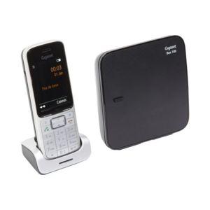 gigaset t l phone sans fil sl450 metal bluetooth pas cher achat vente t l phone fixe sans. Black Bedroom Furniture Sets. Home Design Ideas