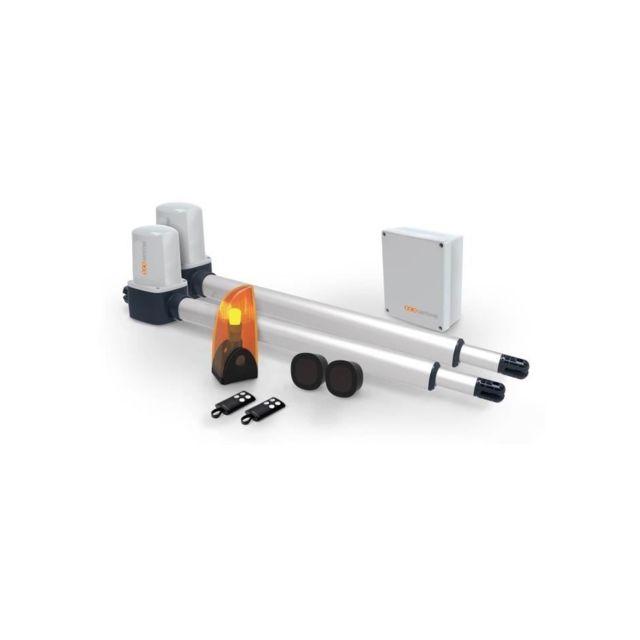 scs sentinel kit de motorisation a v rins opengate 1 pour portail battant 4mx400kg maxi pas. Black Bedroom Furniture Sets. Home Design Ideas