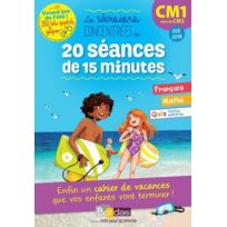 Bordas - les révisions concentrées en 20 séances de 15 minutes ; français ; mathématiques ; Cm1 vers le Cm2 édition 2018