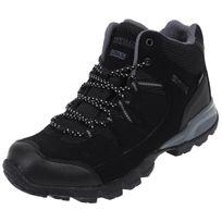 Regatta - Chaussures marche randonnées Holcombe mid noir Noir 22927