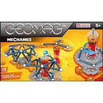 Geomag - Coffret Mechanics - 146 pièces - 6847