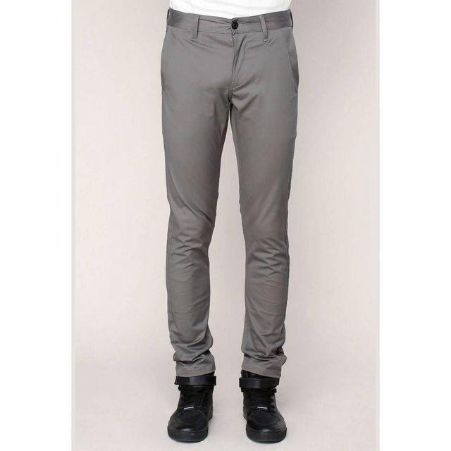 le prix reste stable Style classique site officiel G-star Raw - Pantalon Chino G.STAR Gris - 29 - pas cher ...