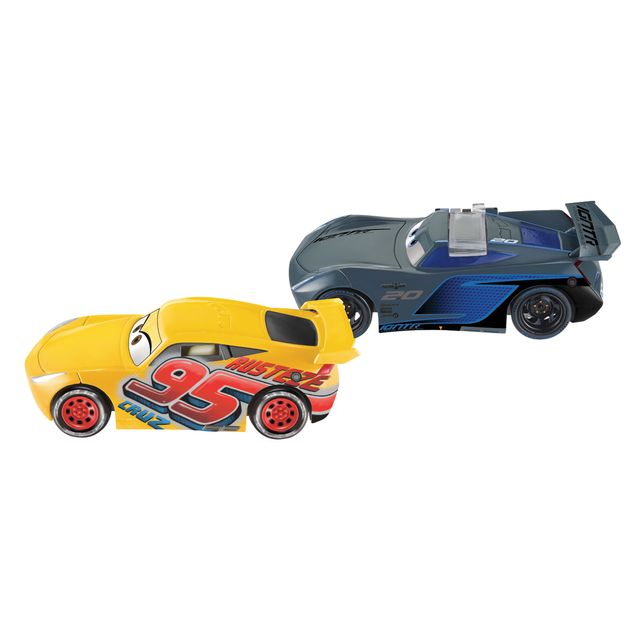 CARS - Pack 2 voitures - Disney 3