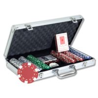 Poker Production - Mallette Dice : 300 jetons
