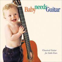 Delos Records - Baby Needs Guitar: Class Guitar Little Ears - Cd