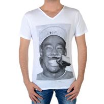Eleven Paris - Tee Shirt Tyler M Blanc