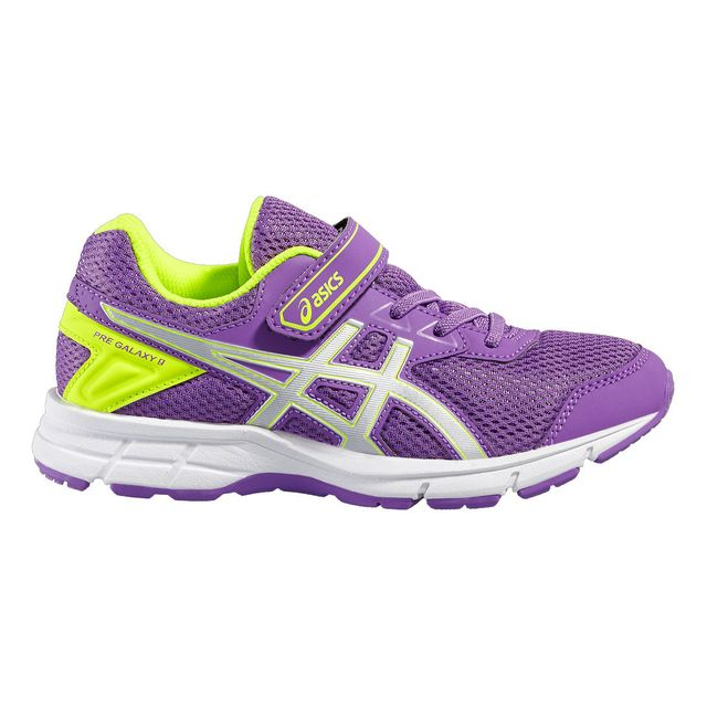 hot sale online 720d6 f9f83 Asics - Chaussures Junior Pre Galaxy 9 Ps - pas cher Achat   Vente Chaussures  running - RueDuCommerce