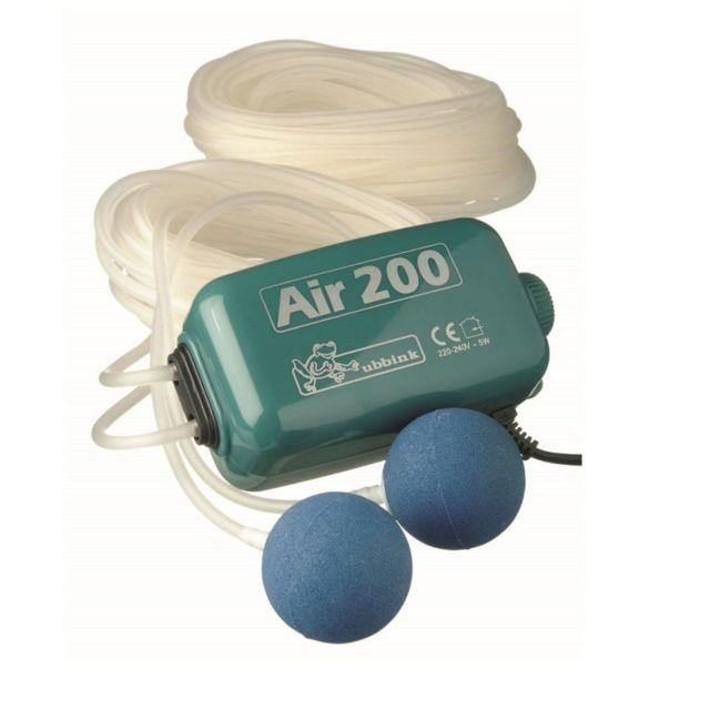 Ubbink Pompe d'aération intérieure Air 200 200 l/h 1355082