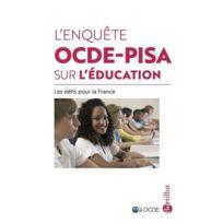 Bartillat - l'enquête Ocde-pisa sur l'éducation ; les défis pour la France